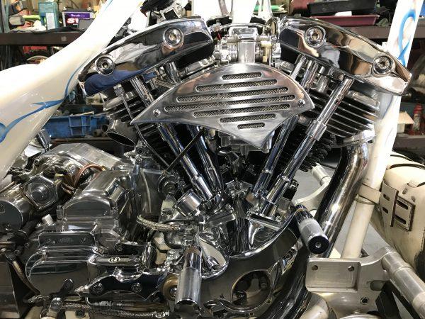 エンジン組み上がりました